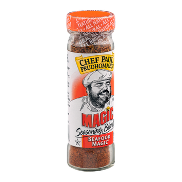 Chef Paul Prudhomme's Magic Seasoning Blends Seafood Magic