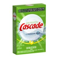 Cascade Dishwasher Detergent with Dawn