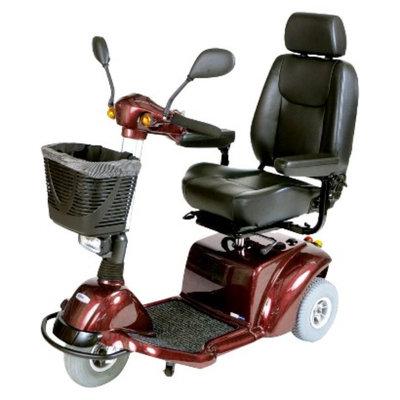Drive Medical Pilot 3 Wheel Medium Size Scooter - Brown (20