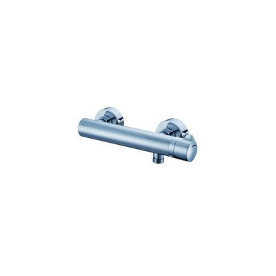 Nathan's Famous Contemporary Brass Tub Shower Faucet