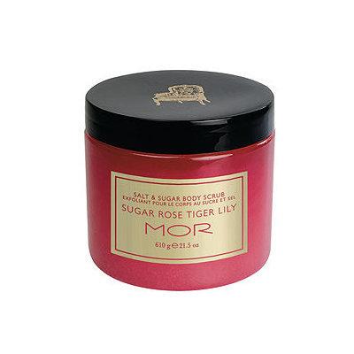 MOR Cosmetics Essentials Collection Salt and Sugar Body Scrub