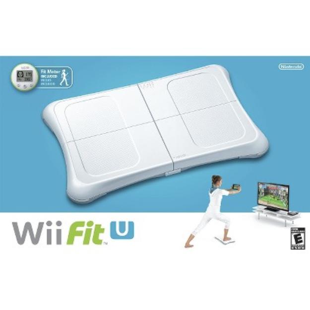 Wii Fit U + Board (Nintendo Wii U)