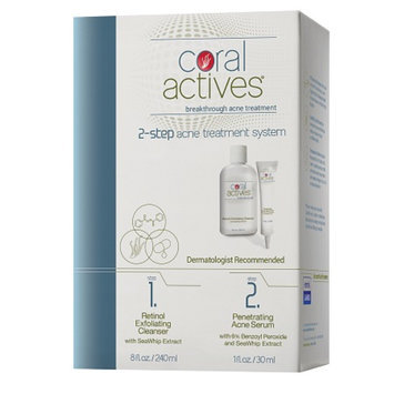 Coral Actives Complete Acne Therapy System