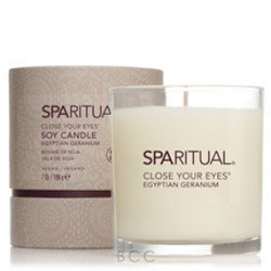 SpaRitual Close Your Eyes Soy Candle, 1 ea