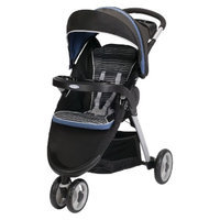 Graco FastAction Fold Sport Click Connect Stroller - Licorice