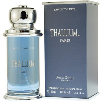Thallium by Jacques Evard Men's Eau De Toilette Spray