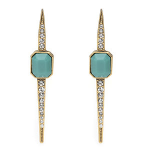 Elizabeth Cole Jewelry Stiletto  Earrings