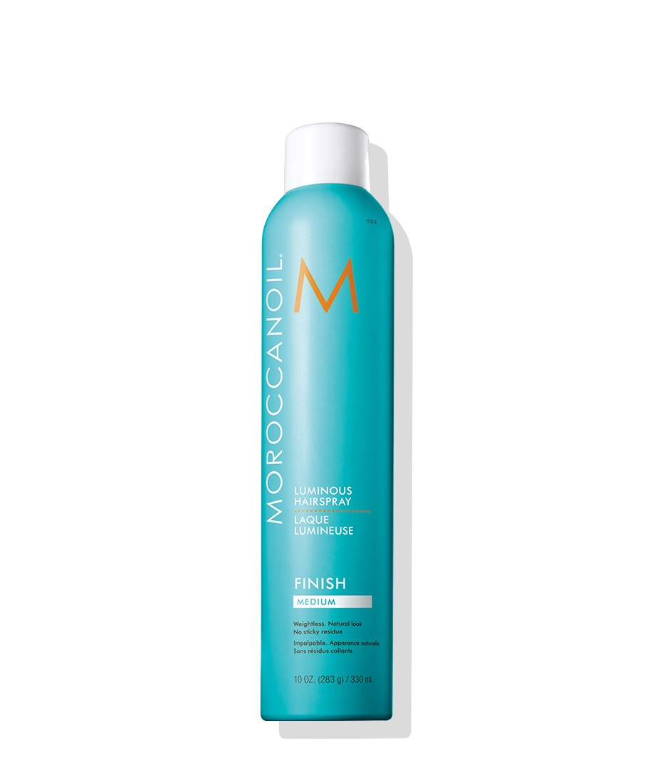 Moroccanoil® Luminous Hairspray Medium