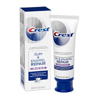 Crest Gum & Enamel Repair Intensive Clean Toothpaste