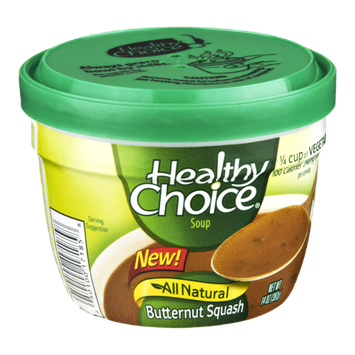 Healthy Choice All Natural Butternut Squash Soup
