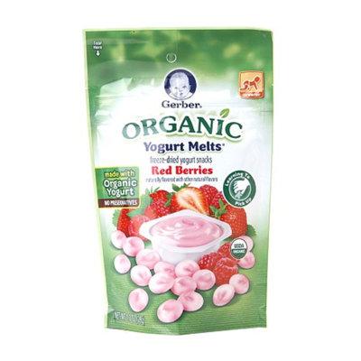 Gerber Organic Yogurt Melts