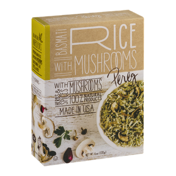 Pereg Basmati Rice With Mushrooms