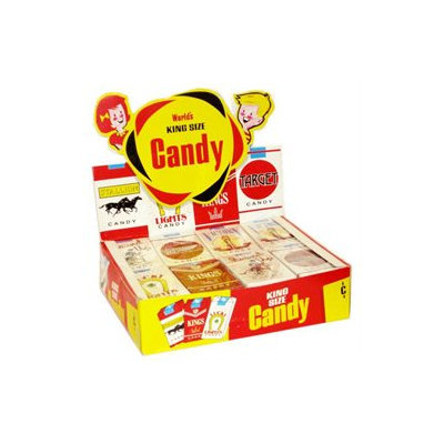 World Publishing World's Candy Cigarettes - 24 Packs Per Box