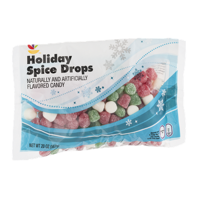 Ahold Holiday Spice Drops