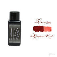 Diamine 30 ml Bottle Fountain Pen Ink, Monaco Red