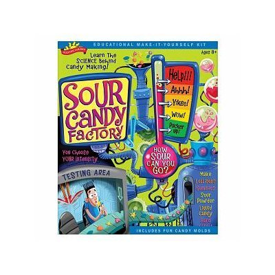 Scientific Explorer Sour Candy Factory Ages 8+