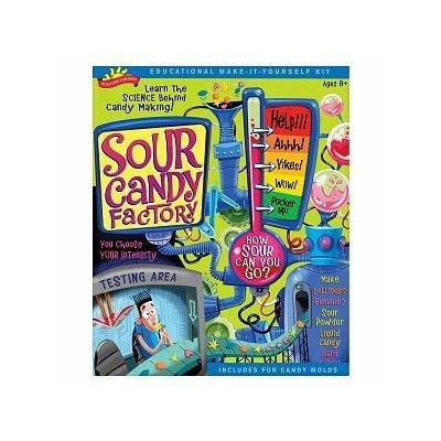 Scientific Explorer Sour Candy Factory Ages 8+