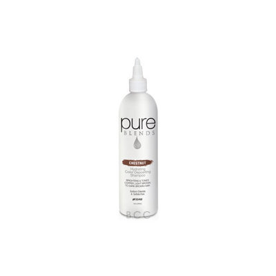 Pure Blends Hydrating Color Depositing Shampoo - Chestnut - 8.5 oz