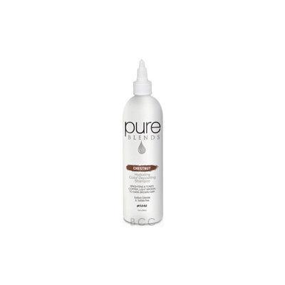 Pure Blends Hydrating Color Depositing Shampoo - Chestnut - 8.5 oz