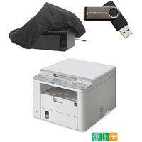 Canon CLASS D530 Multifunction Laser Printer/ 16GB Flash Drive/ Printer Cover Bundle