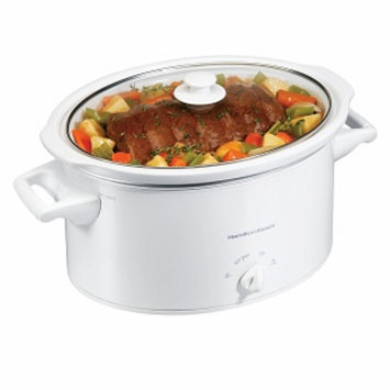 Hamilton Beach 8-Quart Slow Cooker Model 33181