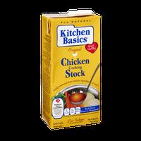 Kitchen Basics Chicken Cooking Stock