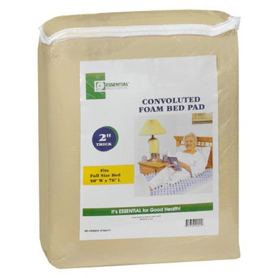 Essential Medical Bed Pad Convoluted Foam 50