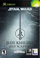 LucasArts Star Wars Jedi Knight Jedi Academy