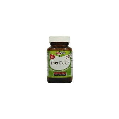 Nutraceutical Sciences Institute  NSI Vitacost Liver Detox -- 60 Vegetarian Capsules