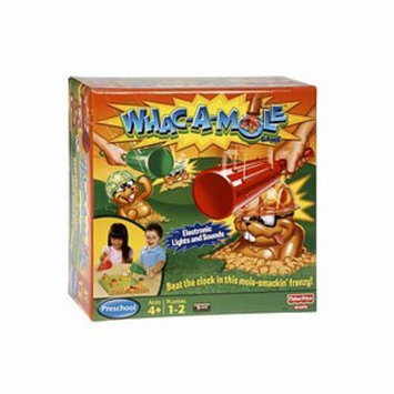 Mattel Whac-A-Mole Arcade Game Ages 4 and up