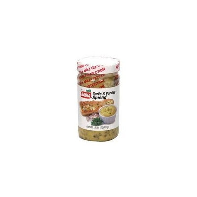 Badia Garlic and Parsley Spread, 7.5-Ounce (Pack of 6)