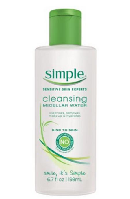 Simple® Micellar Water Cleanser