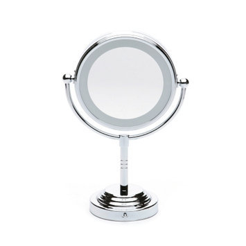 Conair Battery Operated 1x/5x Lighted Mirror
