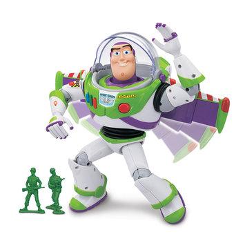 Super Technology Ltd DISNEY-PIXAR Buzz Lightyear Talking Action Figure - SUPER TECHNOLOGY LTD