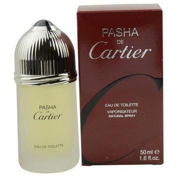 Pasha De Cartier by Cartier Edt Spray 1.6 Oz
