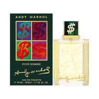 Andy Warhol Pour Homme by Andy Warhol EDT Spray