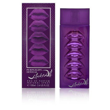 Salvador Dali Purplelips Sensual Eau De Parfum Spray 100ml/3.4oz