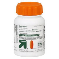 up & up up&up Ibuprofen Easy Open Pain Relief and Fever Reducer 200 mg
