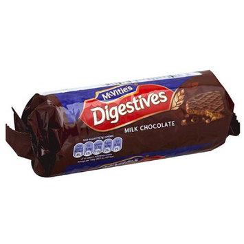 Mcvities McVitie's Digestives Milk Chocolate Cookies, 10.5 oz, (Pack of 15)