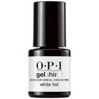 OPI GelShine Gel Color White Hot