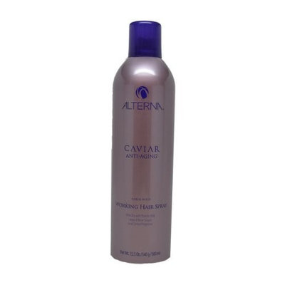 Alterna Caviar Anti-Aging Working Hair Spray, 15.5 Ounce