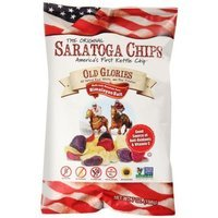 The Original Saratoga Chips Old Glories Kettle Potato Chips, 7 oz
