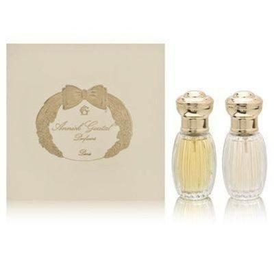 Annick Goutal Gardenia Passion + Grand Amour 2 Piece Set Includes: 2 x 0.5 oz Eau de Toilette Spray