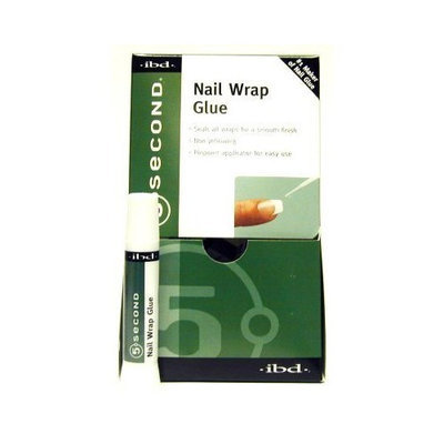 Ibd-5 Second Nail Wrap Glue (12 Pieces)