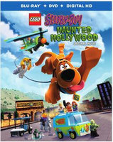 Lego Scooby-Haunted Hollywood DVD