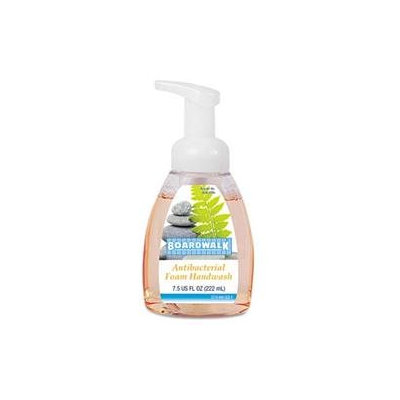 Gojo ANTIBACTERIAL FOAM HAND SOAP, FRUITY, 7.5OZ PUMP BOTTLE, 6/CARTON