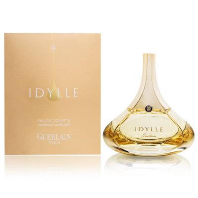 Guerlain Idylle Eau De Toilette Spray 100ml/3.4oz