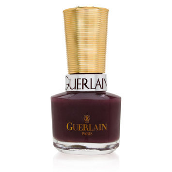 Guerlain Nail Colour Long Lasting High Gloss 121 Prune