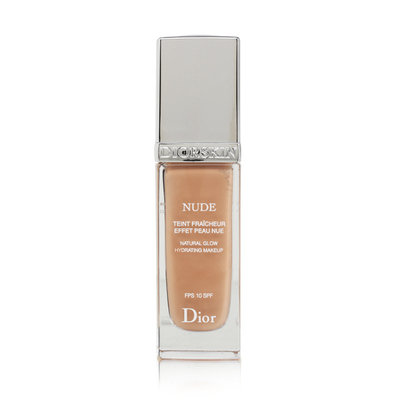 Dior Diorskin Nude Natural Glow Hydrating Makeup SPF 10