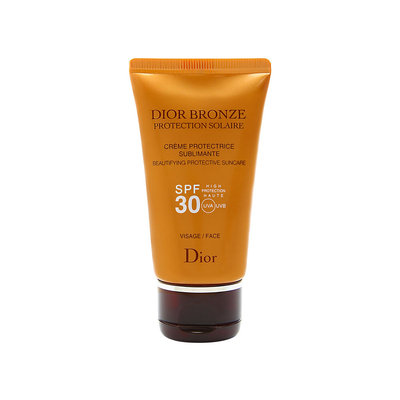 Dior Bronze Beautifying Protective Suncare for Face SPF 30